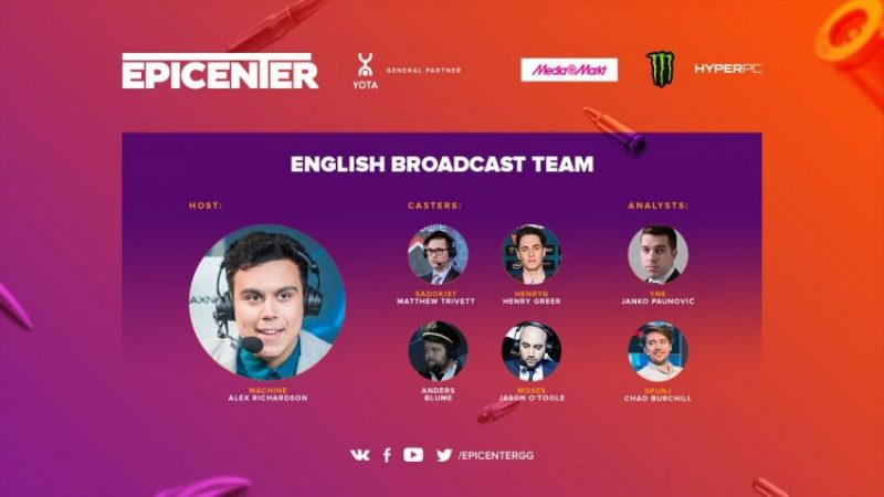 EPICENTER CS GO 2017