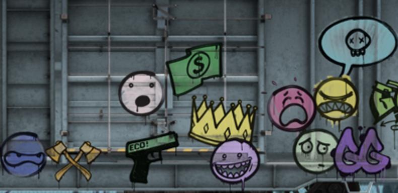 Граффити в CS GO