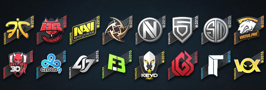 Логотип команды в CS GO