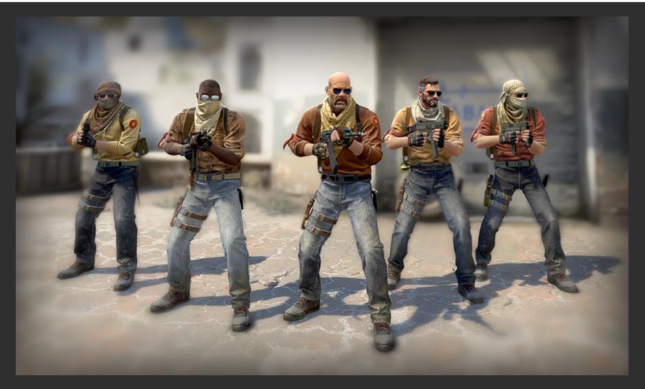 Новые модели Dust 2