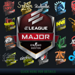 ELEAGUE MAJOR 2018 – Tournament Items